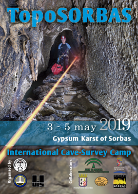 International Cave-Survey Camp Topo Sorbas