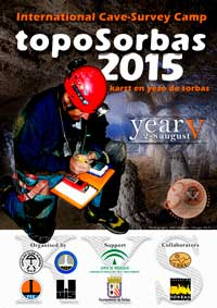 International Cave-Survey Camp Topo Sorbas 2015